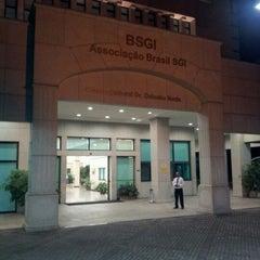 Photo taken at BSGI Associação Brasil Soka Gakkai Internacional by Carlos A. on 4/19/2012