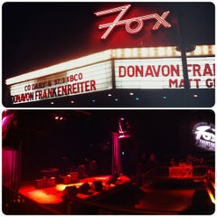 Photo taken at Fox Theatre by Kyle C. on 3/23/2012