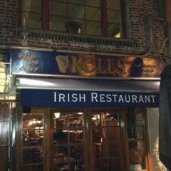 Photo taken at Kells Irish Restaurant & Pub by Carla on 6/10/2012