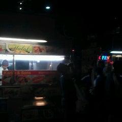 Photo taken at Alan's Falafel Cart by Abdul Razak S. on 5/1/2012