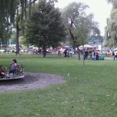 Photo taken at Warren W. Clute Memorial Park by Les V. on 9/24/2011