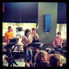 Photo taken at Acoustic Café by Jerry H. on 8/5/2012