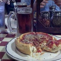 Photo taken at Giordano's by Brandon A. on 9/24/2011