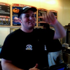 Photo taken at Zaxby's by Mike T. on 1/29/2012