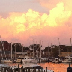 Photo taken at Annapolis Yacht Club by Skip C. on 8/8/2012