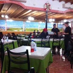 Photo taken at Restaurant Marisquería Marcoa by Mati G. on 6/10/2012
