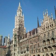 Das Foto wurde bei Neues Rathaus von Anna W. am 2/6/2012 aufgenommen