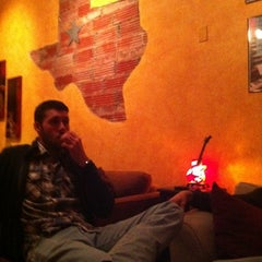 Photo taken at House Of Hookah by Nick J. on 1/12/2012