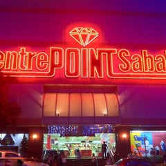 Photo taken at Centre Point Sabah by AG on 1/1/2011