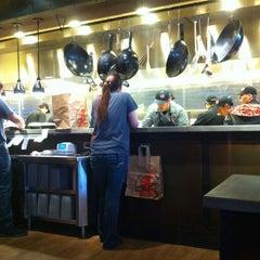 Photo taken at Pei Wei by Kate B. on 4/10/2012