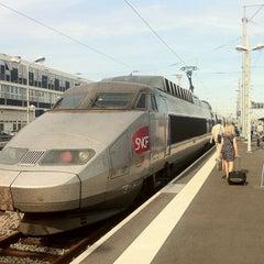 Photo taken at Gare SNCF de Nantes by MikaelDorian on 7/4/2011