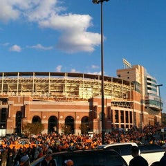 Photo taken at Neyland Stadium by Kyle C. on 10/29/2011
