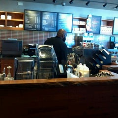 Photo taken at Starbucks by Andy C. on 10/29/2011