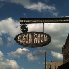 Photo taken at Elbow Room by Michael R. on 10/11/2011