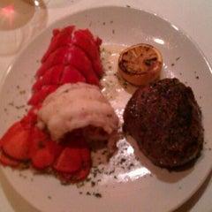 Photo taken at Fleming's Prime Steakhouse & Wine Bar by C.c. de Ville on 4/7/2012