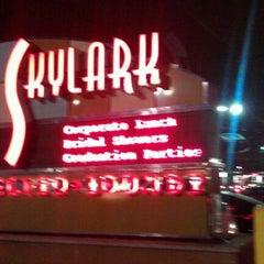 Photo taken at Skylark Diner by Dustin J. on 4/7/2011