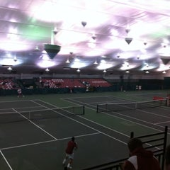 Photo taken at Billingsley Tennis Center by Miss M. on 1/30/2011