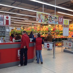 Photo taken at Kaufland by Quang Trung N. on 1/2/2012