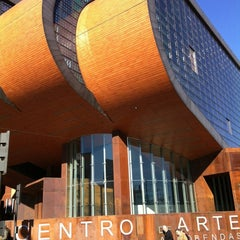 Photo taken at Centro De Arte Alcobendas by Nadie N. on 1/21/2012