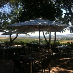 Photo taken at Haskell Vineyards by CapeTownMagazine.com on 2/23/2011
