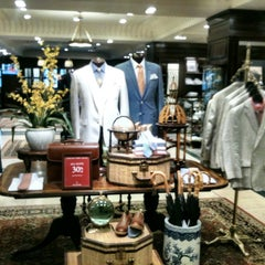 Photo taken at Brooks Brothers by Robert D. on 6/19/2012