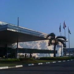 Photo taken at PT. Yamaha Music Manufacturing Asia by Gagat R. on 9/11/2012