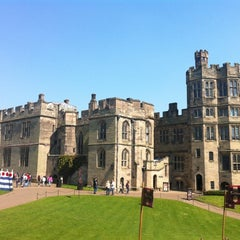 Photo taken at Warwick Castle by Shelova on 5/22/2012