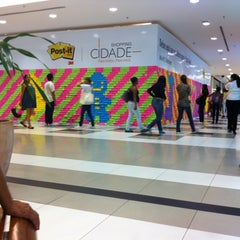 Photo taken at Shopping Cidade by Pedro H. on 10/26/2011