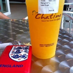 Photo taken at Chatime by Mork T. on 10/31/2011
