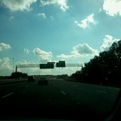 Photo taken at I-75 South by Sam R. on 12/24/2011