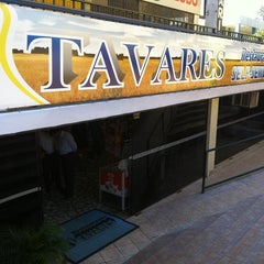 Photo taken at Restaurante Tavares by Elio G. on 7/29/2011