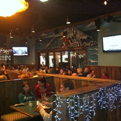 Photo taken at Mellow Mushroom Pizza by Martha R. on 12/31/2011