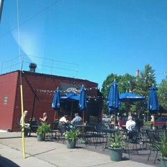 Photo taken at Element Wood Fire Pizza by Jill G. on 8/24/2011