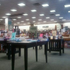 Photo taken at Barnes & Noble by Joey O. on 9/24/2011