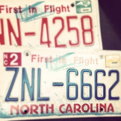 Photo taken at N.C. Department of Motor Vehicles by Andrew M. on 8/2/2012