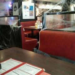 Photo taken at The Diner by Liis L. on 10/27/2011