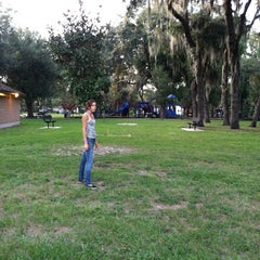 Photo taken at Warren Park by Suelee B. on 9/5/2011