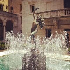 Photo taken at Boston Public Library by Bryan M. on 8/11/2012