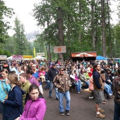 Photo taken at Girdwood Forest Fair by Dan N. on 7/7/2012