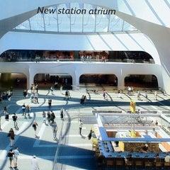 Photo taken at Birmingham New Street Railway Station (BHM) by Ian T. on 4/15/2012