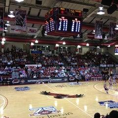 Photo taken at Hagan Arena by Joseph G. on 3/14/2012
