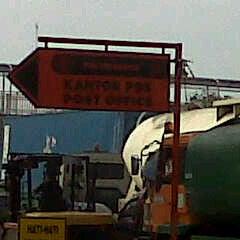 Photo taken at Kantor Pos Jakarta Utara by sonny k. on 5/8/2012