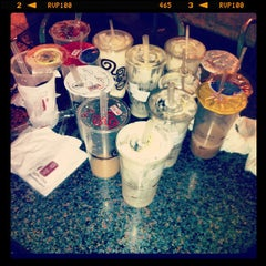 Photo taken at Gong Cha by Ceejay d. on 9/9/2012