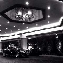 Photo taken at Dusit Thani Manila by Jobie R. on 7/21/2012