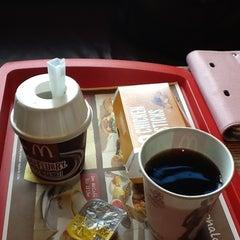 Photo taken at McDonald's by Trueffelhamster on 6/8/2012