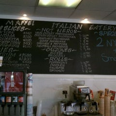 Photo taken at Maffei's Pizza by Francois D. on 3/20/2012