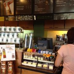 Photo taken at Starbucks by Elsie F. on 5/20/2012