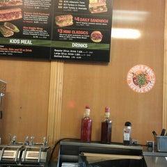 Photo taken at TOGO'S Sandwiches by Allen P. on 7/13/2012
