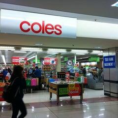 Photo taken at Coles by Jenson L. on 8/1/2012