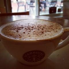 Photo taken at Starbucks by Natalie M. on 8/22/2012
